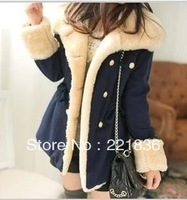 Free Shipping New type of cultivate one's morality show thin double-breasted cloth coat coat