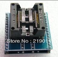 Free Shipping SOP16 to DIP16 Socket Wide 300mil 'a' Brand / SOIC16 -DIP16 Socket sop16 to dip16 ic programmer adapter