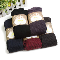 New 2013 autumn and winter women's skinny pants lady's tights wool trousers leg warmer free shipping