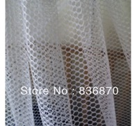 FACTORY! multifunction nylon soft mesh fabric,white DIY wedding dress,veil,cloth, curtain,party decoration,tent,waistcoat