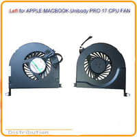 For  APPLE MACBOOK Unibody PRO 17 inch Left Side CPU Cooling FAN