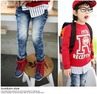5 pcs/lots High Quality Boys Trousers Long Autumn Spring Cartoon Trousers Children Kids Pants Factory Sale