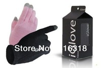 IGlove Screen gloves with High grade box Unisex Winter for Iphone glove free shipping Dropshipping