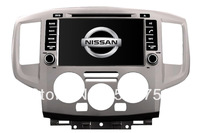 "8"" In Dash Car DVD Player for Nissan NV200 2009-2012 with GPS Navigation Navi Radio Bluetooth USB AUX TV Stereo Auto Audio Video"