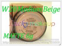2pcs W20 Medium Beige 6g Bare Escentuals BareMinerals MATTE MINERAL Foundation Broad Spectrum SPF 15 loose powder  Click/Lock