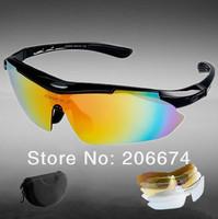 free shipping NEW fashion OREKA Unisex Sport Polarized Cycling Sunglasses #WG5655