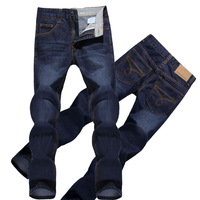 2013 New spring and summer Brand jeans men Korean Style new  8002 men's straight jeans #