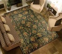 Black temptation wool carpet sofa coffee table carpet bedroom carpet restaurant carpet