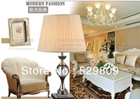 Free shipping hot sales Dia320mm*H500mm Ball design Crystal table lamp, Crystal table lamps for living room