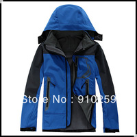 Fashion brand Spring and Autumn for Men's polar Microfleece Softshell the Waterproof Sportswear outdoor Jackets outerwear coats