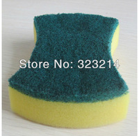 100 pcs/lot Gray Magic Sponge Eraser Melamine Cleaner,multi-functional Cleaning 100x80x32mm Wholesale Retial Free Shipping