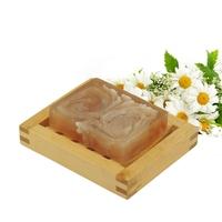 Free shipping!Chamomile handmade Soap anti-sensitive,moisturizing, repair skin redness wash face,wash hand,bath,shave 100g