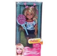 Free shipping Chelsea doll toy candy chelsea doll toy for girl's Christmas gift original package