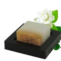 Jasmine essential oil handmade Soap 100g anti-aging, moisturizing, whitening, stretch tight, fine pores wash face,bath,shave