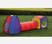 Free Shipping Toy Play tents play house circle Colorful Kids child large tent Game House Tents Play Crawl Tunnel tube toys
