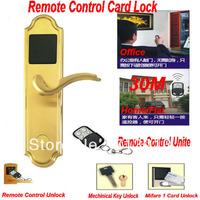 Security Remote control gate lock  ET318RC