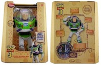 2013 new authentic hot sale Toy Story 3 Buzz Lightyear speak toys elastic wings Packed, 30cm toys