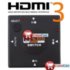 New arrive: 3 Port HDMI Switch Switcher Splitter for HDTV 1080P PS3 wholesale(China (Mainland))