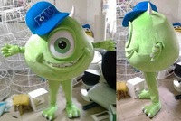 2013 adult monsters university mascot costume