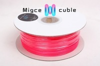 3D three-dimensional printer Makerbot Replicator 1 kg ABS supplies 1.75mm pink
