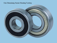 50pcs/lot 687 687.2RS 687-2RS 7*14*5 Thin wall deep groove ball bearing