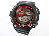 latest gw 9300 watch best quality g 9300 sports watch free shipping ( no shocked box)