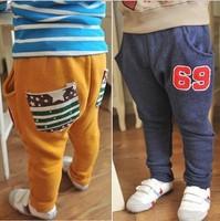 5 pcs /lot 2013 Autumn Winter Wear Children Kids Pants For Boys Girls Trousers