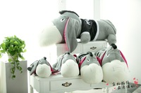 Big head donkey stuffed toy doll gift