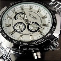 Relogios luxury Reloj Brand Curren male watch inveted precision quartz watch waterproof 4  cassio