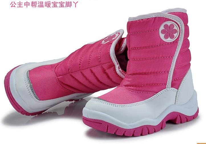 Aliexpress.com: Comprar , además de terciopelo botas de nieve ...