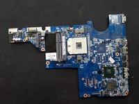 For HP Pavilion CQ42 CQ62 G42 G62  595184-001 Laptop Motherboard intel CPU HM55 integrated