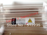 wholesale 80w CO2 laser tube, laser machine part co2 laser tube 80W 120cm water cooled, high quality. very firm packing