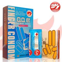 3 box pleasure more qq set button set new arrival condom 10