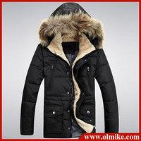 2013 New design Men's Fur Hoody down jacket 90% duck down winter overcoat Outwear winter coat wholesale & retail Asia M-3XL C532