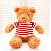 Dolls doll cloth doll plush toy bear Large birthday gift female