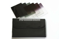 7in1 Graduated Neutral Density ND ND2 ND4 ND8 Color filter for Cokin P
