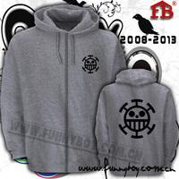 Zipper sweatshirt outerwear op fleece hoodie plus size