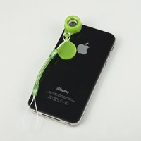 1pcs Jelly Lens Fish Eye  for iPhone Cell Phone Digital Lomo Camera Free / Drop Shipping Hot New