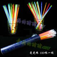 Free shipping, Props child neon light-up toy stick luminous stick glow stick