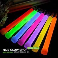 Free shipping, 5 gift neon stick Large luminous stick toy 6 flash stick outdoor