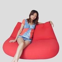 Bean bag chairs cover lazy sofa Bean bag cover LOVE SEAT BEAN BAG cover free shipping