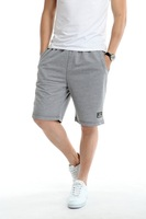 Cwmhwf summer thin sports shorts male knee-length pants basketball pants fitness capris