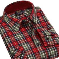 Galeoid u-shark women's spring and autumn girls sanded Women long-sleeve plaid shirt slim shirt 05