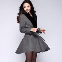 Qiu dong outfit/new/han edition/fashion/women's/new/collars/South Korea/coat/jacket