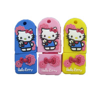 USB-флеш карта Lovely Cartoon USB Flash Pen Drive Disk Memory Stick Rubber 4GB 8GB 16GB 32GB 64GB