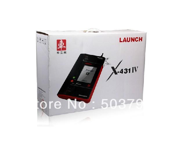 2013 New Arrival 100% Original Update Online Launch X431 IV,Launch x-431 IV,Launch x431 Master,x431IV Free DHL(China (Mainland))
