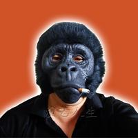 Free Shipping Chimpanzees mask latex mask mask animal mask