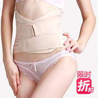 Enhanced postpartum abdomen belt drawing maternity corset belt maternity supplies gauze summer belt