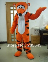 Free shipping Adult tiger mascot costume for sale