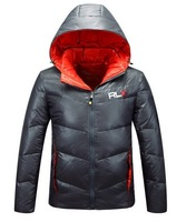 Free shipping men's casual jacket thick jacket multicolor Cheap luxury ski suits
